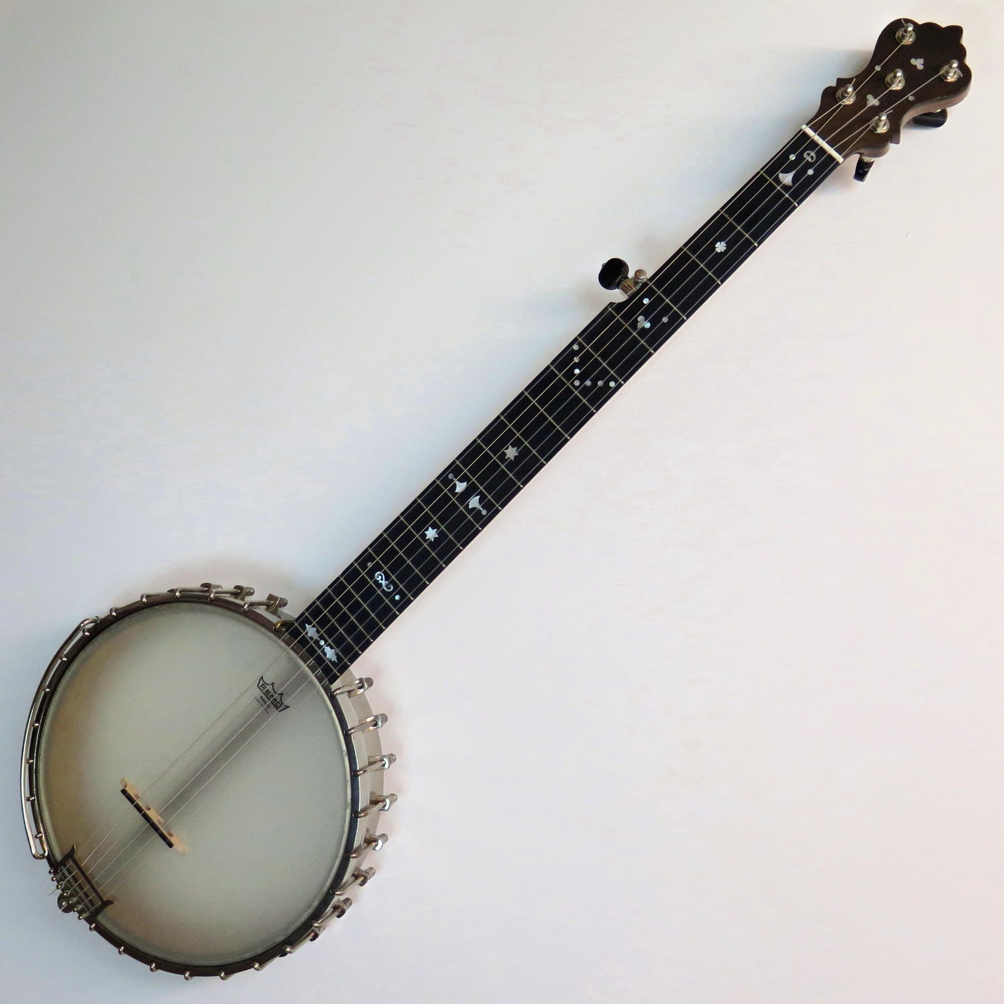 Barnes and Mullins Perfect 2, 6 String Banjo-Open back ...